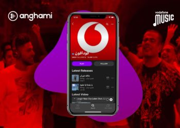 Anghami X Vodafone Egypt: A partnership towards an innovative future